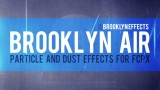 Brooklyn Air™ for Final Cut Pro X™ from Brooklyn Effects™