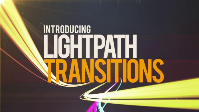 LightPath Transitions for FCPX