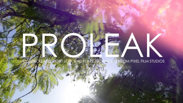 PROLEAK™ – PROFESSIONAL FINAL CUT PRO X PLUGIN