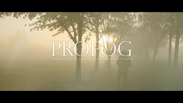 PROFOG™ – FCPX Plugins and Effects