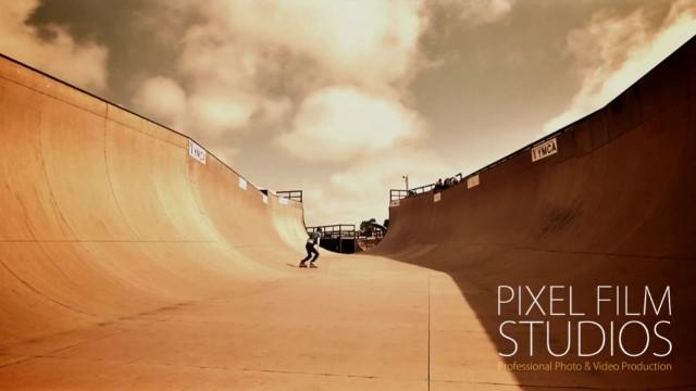 Pixel FIlm Studios – Extreme Skating Intro – Example Video