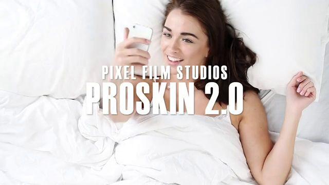 Pixel Film Studios PROSKIN 2.0™ – FCPX Plugin