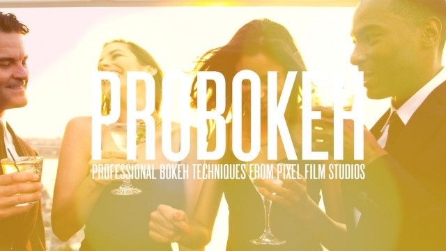 PROBOKEH™ – Final Cut Pro X Effects – Pixel Film Studios