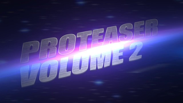 PROTEASER VOLUME 2 – PROFESSIONAL FCPX TEASER TRAILER TITLES
