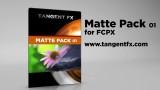 Tangent FX | Matte Pack 01