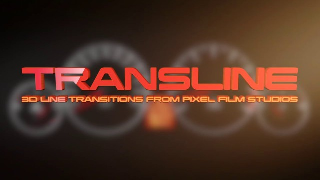 TRANSLINE™ – Final Cut Pro X Effects – Pixel Film Studios