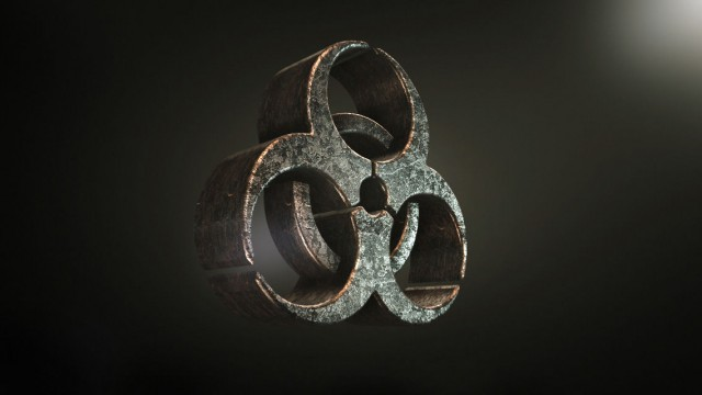 Biohazard: Element 3D Example