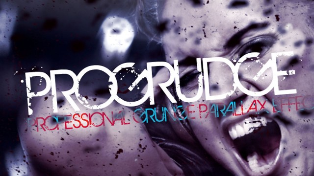 PROGRUDGE™ PROFESSIONAL GRUNGE PARALLAX EFFECTS