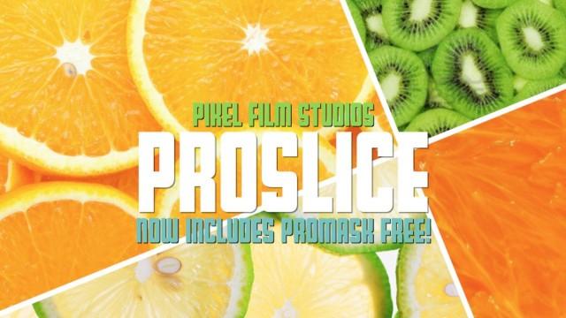 PROSLICE™ – FCPX Plugins and Effects – Pixel Film Studios