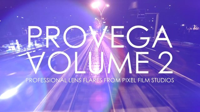 PROVEGA VOLUME 2 – PROFESSIONAL LENS FLARE PLUGIN FOR FCPX – PIXEL FILM STUDIOS