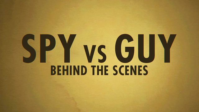 Red Giant TV Episode #95: Behind the Scenes of Spy vs Guy