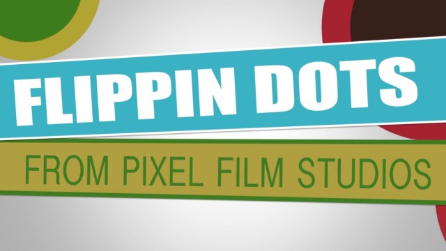 FLIPPIN DOTS – THEME TEMPLATE FOR FCPX – PIXEL FILM STUDIOS