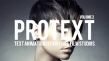 PROTEXT VOLUME 2 – PROFESSIONAL TEXT EFFECTS FOR FCPX – PIXEL FILM STUDIOS