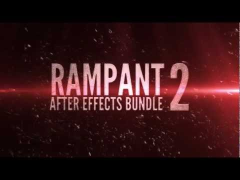 Rampant AE Template bundle 2