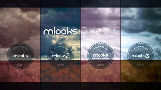 mLooks Bundle Promo
