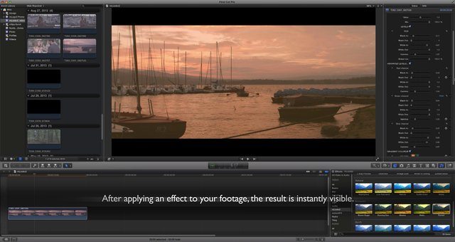 mLooks3 – FCPX TUTORIAL