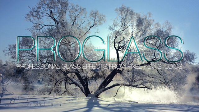 PROGLASS – PROFESSIONAL GLASS EFFECTS FOR FCPX – PIXEL FILM STUDIOS