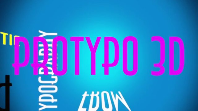 PROTYPO 3D – PROFESSIONAL 3D KINETIC TYPOGRAPHY FOR FCPX – PIXEL FILM STUDIOS