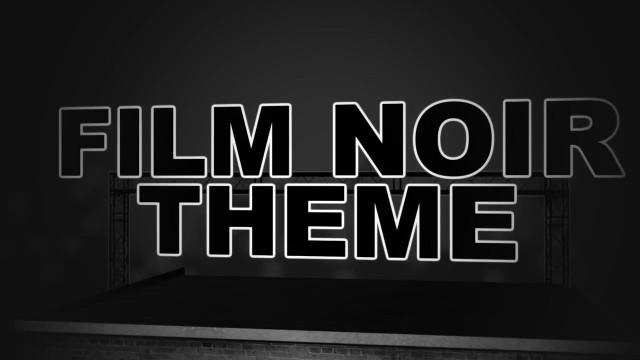 FILM NOIR THEME™ – PROFESSIONAL BLACK AND WHITE CINEMA THEME FROM PIXEL FILM STUDIOS