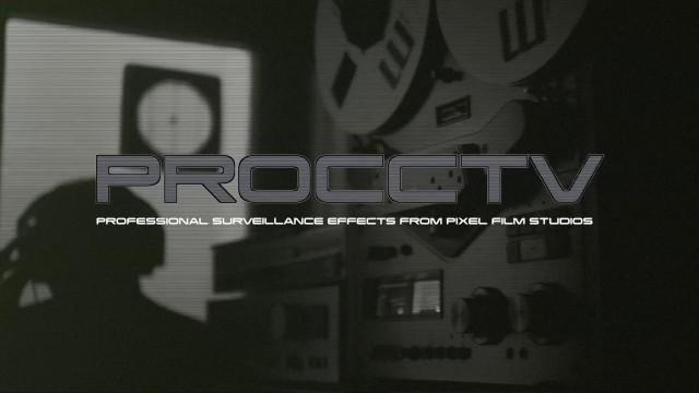 PROCCTV™ PROFESSIONAL CLOSED-CIRCUIT TELEVISION PLUGIN FOR FCPX