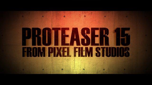 PROTEASER VOLUME 15 – PROFESSIONAL TEASER TRAILER TITLES – PIXEL FILM STUDIOS