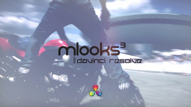 mLooks3 for DaVinci Resolve
