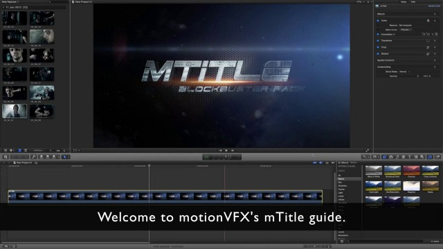 mTitle – Tutorial