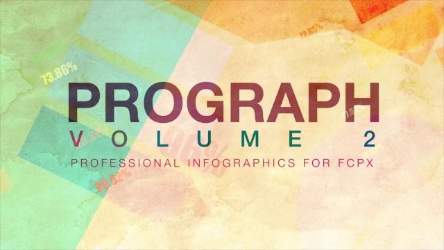 PROGRAPH ™ VOLUME 2 – PROFESSIONAL PRESENTATION ELEMENTS FOR FCPX