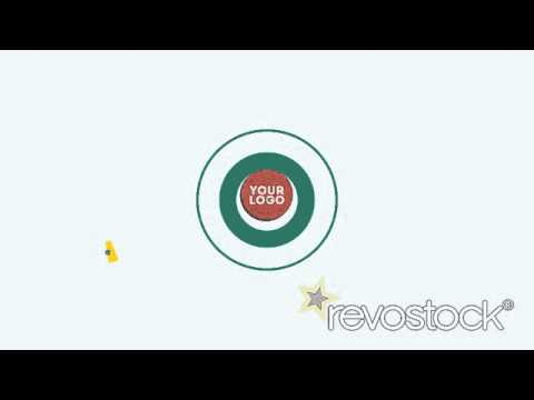 "After Effects Templates from Revostock: ""Colorful Logo Reveal"" by Forzi Motion"