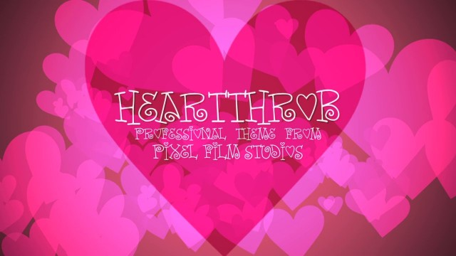 HEARTTHROB – PROFESSIONAL THEME FOR FINAL CUT PRO X – Pixel Film Studios