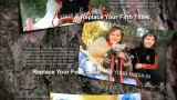 MEDIA On TREE BARK After Effects Template Project RevoStock