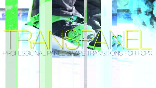 Pixel Film Studios – TRANSPANEL™ PROFESSIONAL PANEL SHAPE TRANSITIONS FOR FCPX