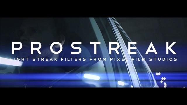 PROSTREAK – PROFESSIONAL LIGHT STREAK EFFECTS FOR FCPX – PIXEL FILM STUDIOS
