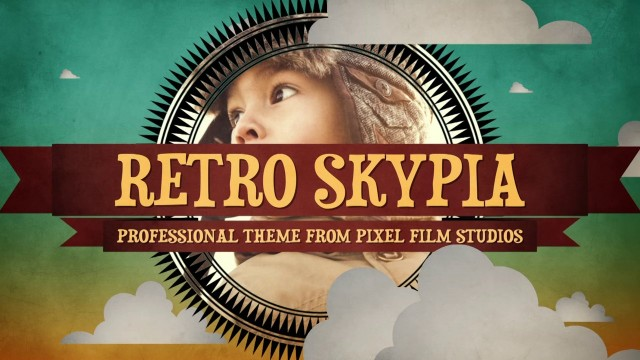 RETRO SKYPIA TRAILER