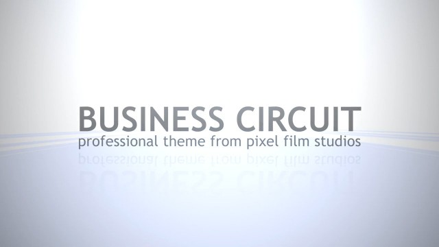 BUSINESS CIRCUIT – PROFESSIONAL THEME FOR FINAL CUT PRO X – Pixel Film Studios