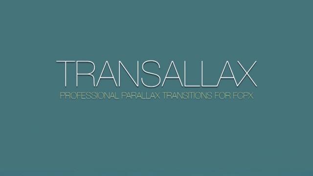 Pixel Film Studios™ – TRANSALLAX™ PROFESSIONAL PARALLAX TRANSITIONS FOR FCPX