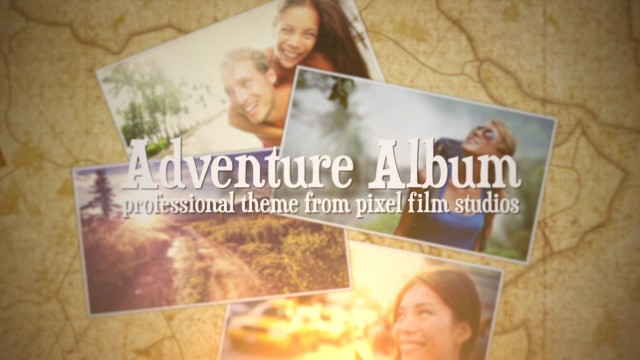 ADVENTURE ALBUM – PROFESSIONAL THEME FOR FINAL CUT PRO X – Pixel Film Studios
