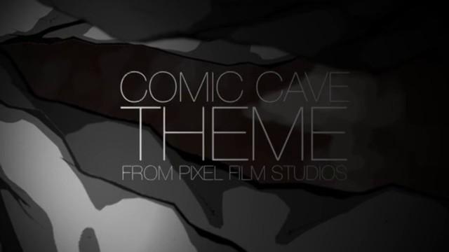 Comic Cave Theme from Pixel Film Studios