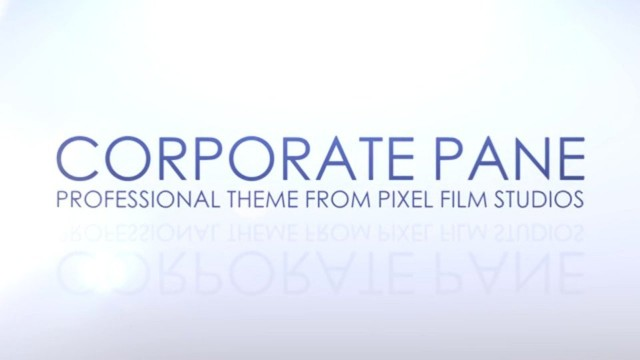 CORPORATE PANE – CORPORATE THEME FOR FINAL CUT PRO X – Pixel Film Studios