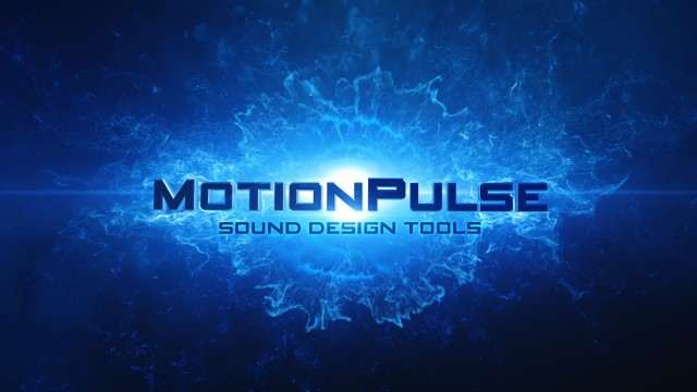 MotionPulse: Sound Design Tools – Trailer