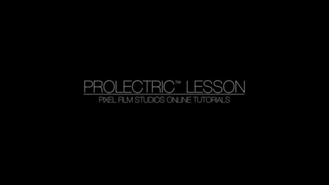 PROLECTRIC LESSON – LIGHTNING AND ELECTRICITY – PIXEL FILM STUDIOS