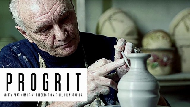 PROGRIT™ – GRITTY PLATINUM PRINT PRESETS FOR FCPX – PIXEL FILM STUDIOS