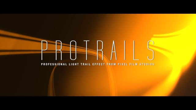 PROTRAILS™ – PROFESSIONAL LIGHT TRAIL EFFECTS FOR FCPX FROM PIXEL FILM STUDIOS