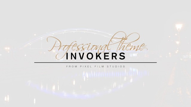 INVOKERS – PROFESSIONAL THEME FOR FINAL CUT PRO X – Pixel Film Studios