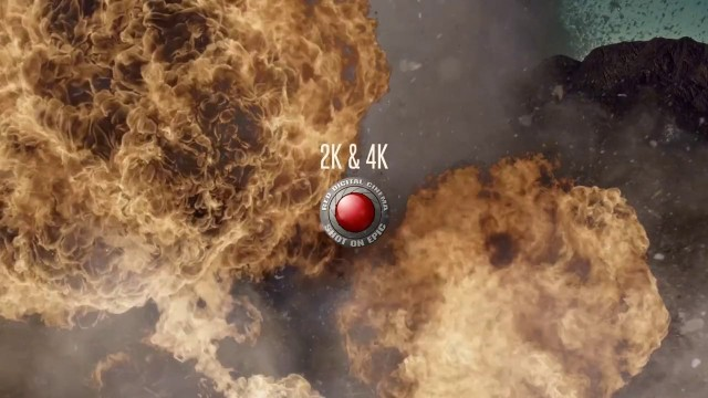 mBlast – pre-keyed QT based explosion elements in 4K & 2K for FCPX