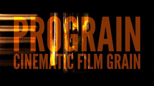 PROGRAIN 4K – CINEMATIC 4K FILM GRAIN FOR FCPX – PIXEL FILM STUDIOS