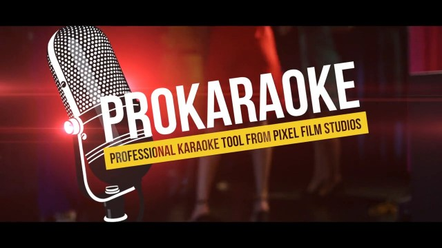 PROKARAOKE™ – PROFESSIONAL KARAOKE TOOL FOR FCPX FROM PIXEL FILM STUDIOS