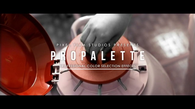 PROPALETTE™ – PROFESSIONAL COLOR SELECTION EFFECTS IN FCPX FROM PIXEL FILM STUDIOS