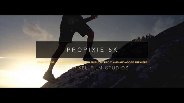 PROPIXIE™ 5K – 5K PARTICLE EFFECTS – PIXEL FILM STUDIOS