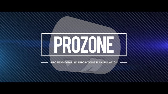 PROZONE™ – PROFESSIONAL 3D MEDIA SHAPING TOOL FOR FCPX FROM PIXEL FILM STUDIOS